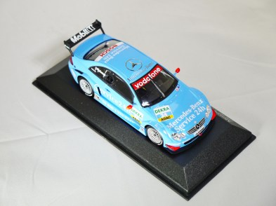 MINICHAMPS 1-43 Merceded-Benz CLK DTM 2003 P.Huisman 04