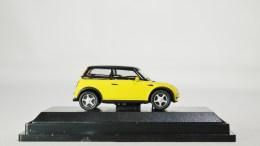 Schuco 1-87 Mini Copper YLW 05