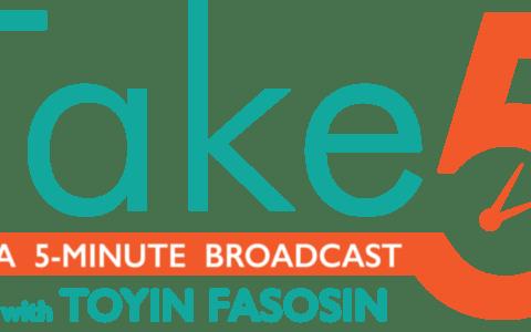Take C.O.M.F.O.R.T  (March 23-29, 2018)
