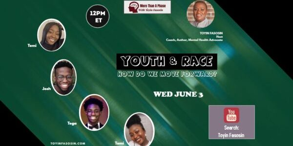 Youth & Race: How do we move forward?