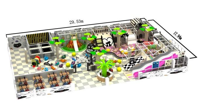 dream garden play indoor playground supplier