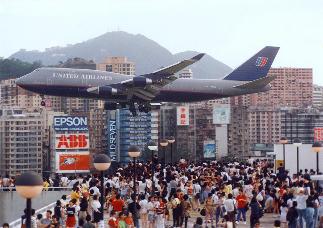 啟德機場的最後歲月 – 顯影 Photog-Story