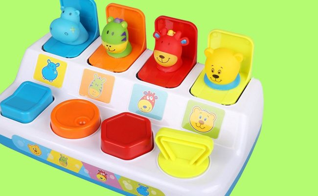 30 Genius Toys For 1 Year Old Cognitive Development