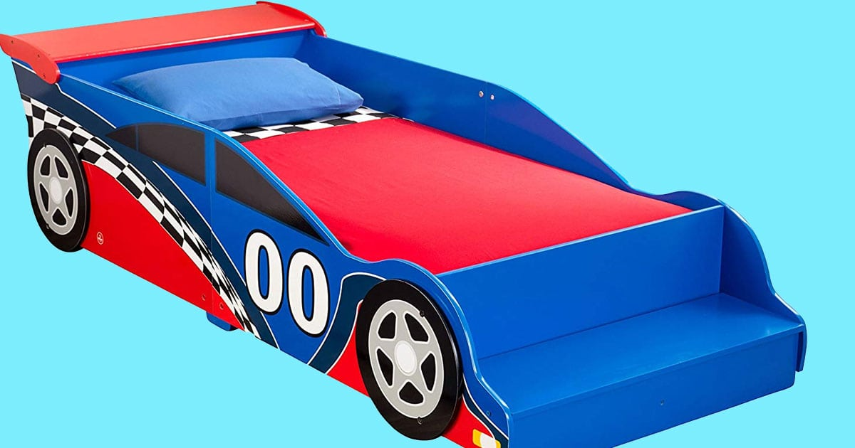 21 Realistic Race Car Beds That Will Make Dad Jealous Toy Notes