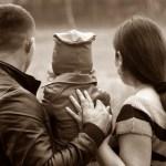 愛情あふれる家族