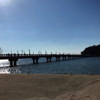 竹島(蒲郡)八百富神社