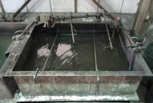 ソルトバス洗浄