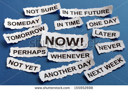 Procrastination and personal growth