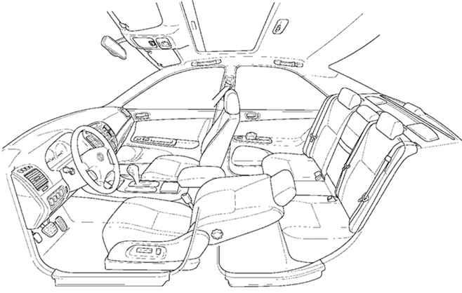 Toyota Camry | Салон и приборная панель автомобиля