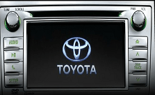 2012 Toyota Hilux Vigo comes with Touch Screen