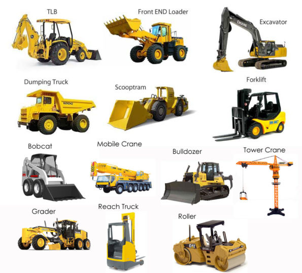 Construction equipment exporter to country