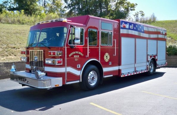 Rescue trucks of all sizes available