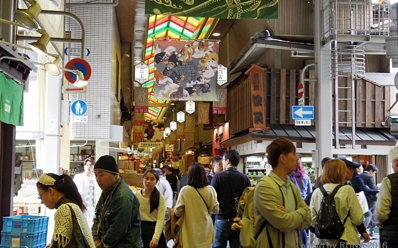 期待はずれでガッカリだった京の台所「錦市場」【京都市】
