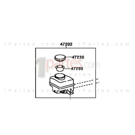Envase de fluido hidráulico|Lexus|RX Series|4722048060