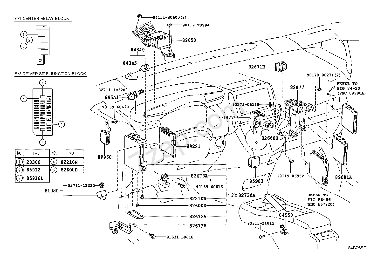 Toyota Tacoma Electrical Wiring Diagram Efcaviation Com