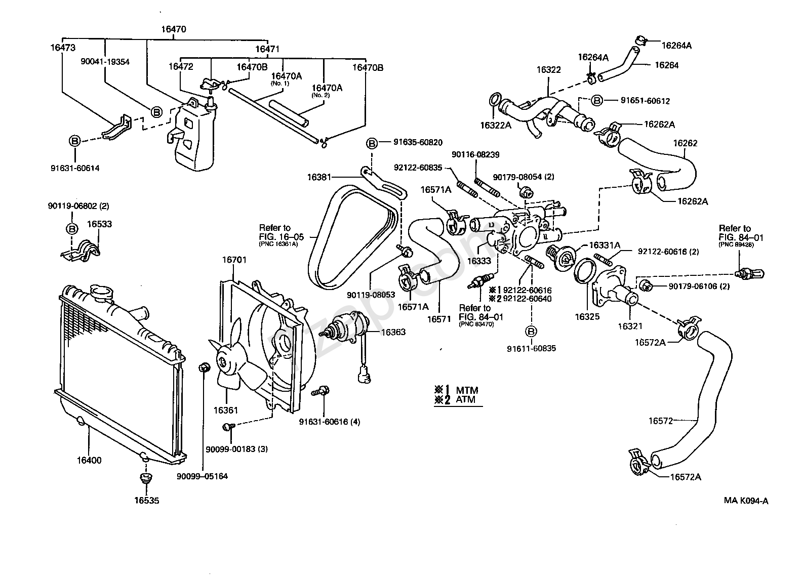 Toyota 2e Engine Wiring Diagram