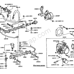 1999 Toyota 4runner Brake Controller Wiring Diagram 2006 Chevy Single Cab For Sale 1995 Previa Vacuum Auto