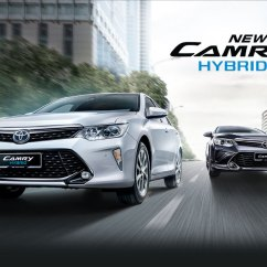 All New Camry Harga The Commercial Toyota Malaysia Hybrid Mark Your Status