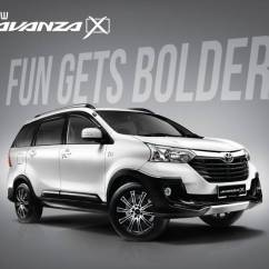 Aksesoris Grand New Avanza 2015 Stop Lamp Veloz Toyota Malaysia Add Some Zest To Your Life With The X Complete Overfenders For A More Rugged Look And An Efficient Dual