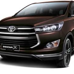 All New Innova Venturer 2017 Toyota Grand Veloz 1.3 Malaysia Colours