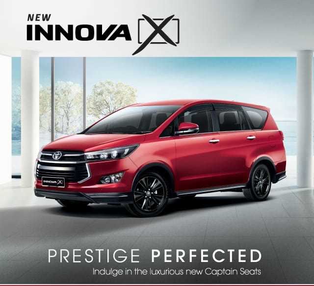 foto all new kijang innova toyota yaris ativ trd malaysia x unrivalled style and comfort