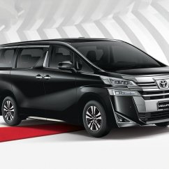 All New Alphard 2018 Harga Pilihan Warna Grand Avanza 2017 Toyota Malaysia Vellfire Exterior Every Facet Of The S