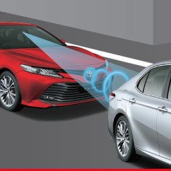 All New Toyota Camry Malaysia Yaris Trd White Pre Collision System Pcs
