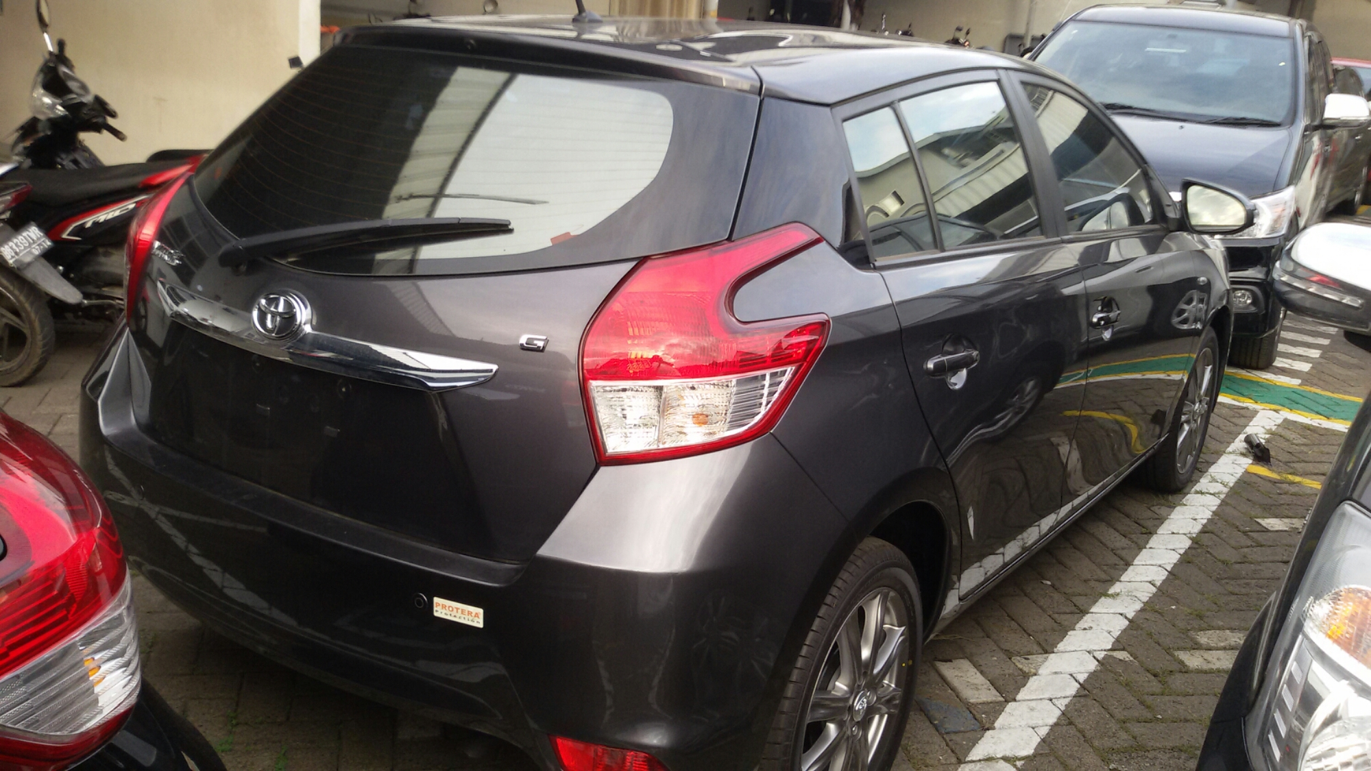 beda new yaris g dan trd top speed grand veloz january 2015 mobil toyota auto2000 permata hijau