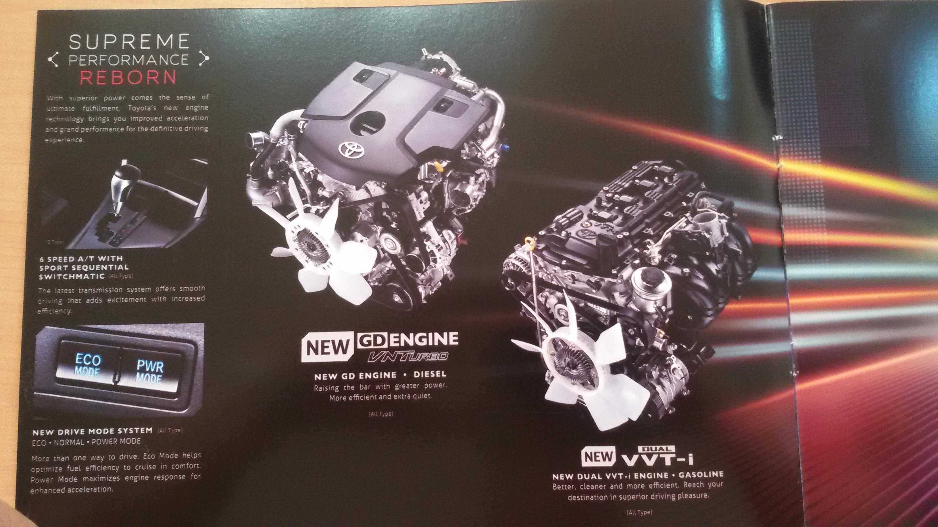 perbedaan all new kijang innova g v q grand avanza tipe 2016 the legend reborn mobil toyota