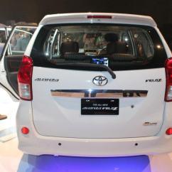 Grand New Avanza Pertama Yaris 2018 Trd Cvt All Veloz Harga Toyota Cibinong Jawa Barat Tampak Belakang Mewah