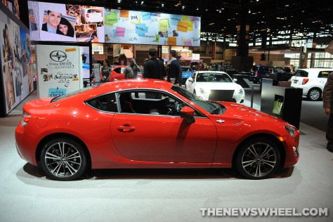 Scion FR-S Release Series