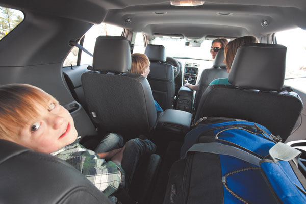 Pack the Car for a Road Trip