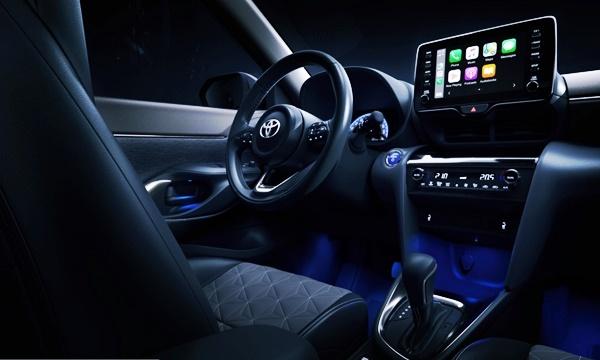 2022 Toyota Yaris Cross Interior