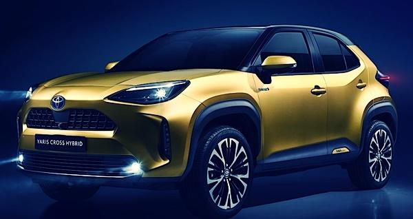 New 2022 Toyota Yaris Cross Specs, Release Date