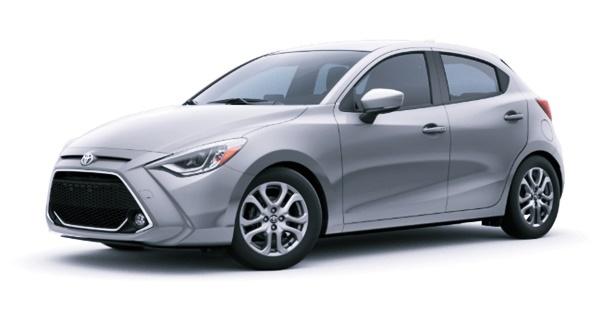 New 2022 Toyota Yaris Hatchback Model, Price