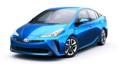 2022 Toyota Prius USA, New Technology Update