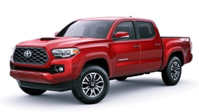 New 2021 Toyota Tacoma SR Model, Review, Price
