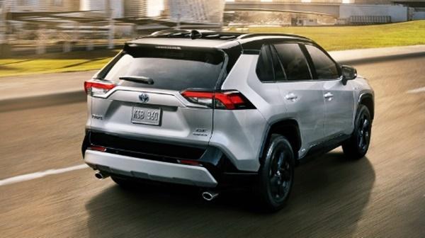 2022 Toyota RAV4 Hybrid Exterior