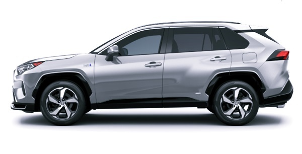 2022 Toyota RAV4 Prime Exterior