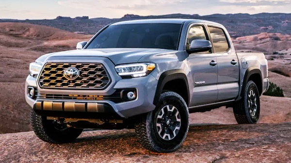 2022 Toyota Tacoma Hybrid Rumors, New Model