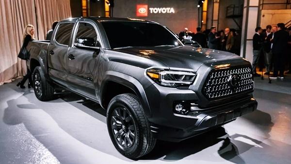 2022 Toyota Tundra Nightshade Edition Concept