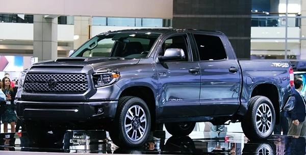 2022 Toyota Tundra Redesign With Hybrid Powertrain
