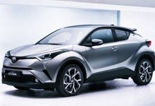 New 2022 Toyota C-HR AWD Changes, Release Date
