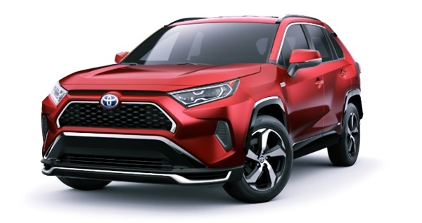 New 2022 Toyota RAV4 Prime Price, Specs, Review