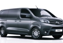 New 2022 Toyota Proace USA Redesign