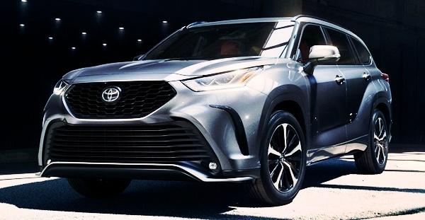 2023 Toyota Highlander What We Know So Far Toyota News