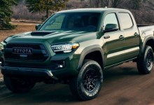 New 2023 Toyota Tacoma Concept