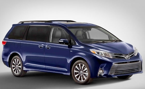 2019 Toyota Sienna Hybrid Review  Toyota Cars Models
