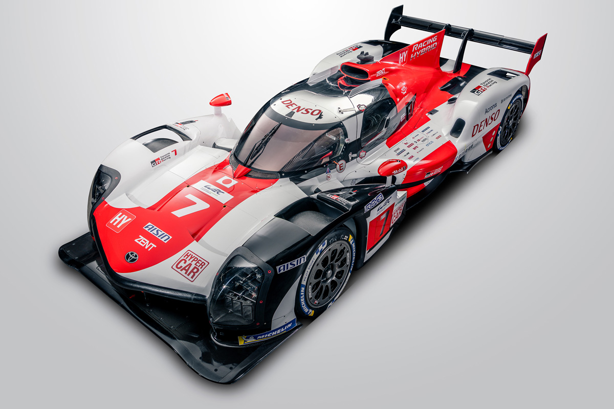 Toyota 2021 Racing Programme: Our quest never ends