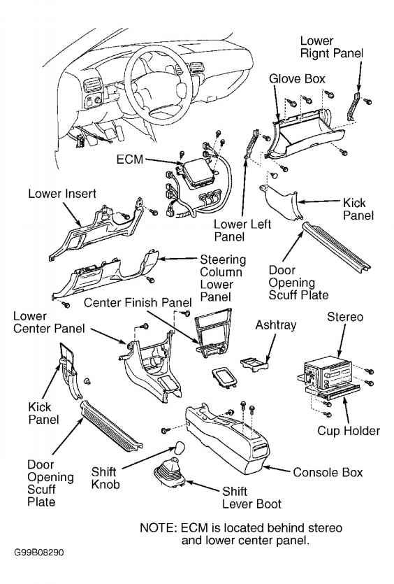 Toyota Scion Xa 2006 Fuse Box. Scion. Auto Fuse Box Diagram